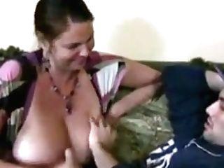 Big Tit Baybsitter