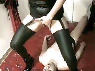 Fabulous Homemade Mummies, Bondage & Discipline Pornography Movie