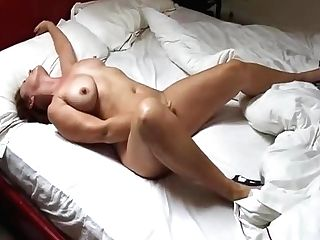 Female Getting Off