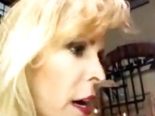 Mistress Makes Sub Suck Chisel