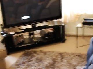Brit Cougar Blonde In Pvc Suck  Fuck  Bukakke