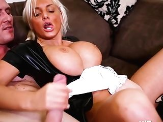 Jordan Pryce - Fabulous Xxx Scene Cougar Sensational Will Enslaves Your Mind
