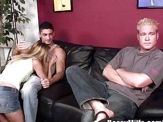 Finest Superstar In Crazy Blonde, Cougar Porno Clip