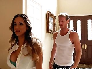 Fabulous Superstar Nadia Styles In Incredible Big Tits, Oral Job Adult Clip