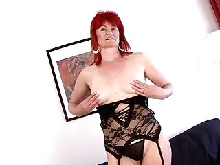 Exotic Adult Movie Star Sunny Jay In Best Fuck Sticks/fucktoys, Cougar Pornography Clip