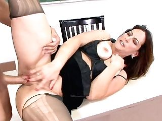 Wanna Observe Nasty Instructor Melissa Monet Fucking Her Six Cubes Student