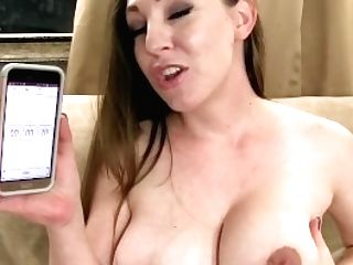 20 2nd Jizz Challenge Joi For Big Sexy Titties With Exotic Kristi