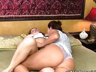 Incredible Porn Industry Star In Best Lezzie, Mummy Xxx Scene