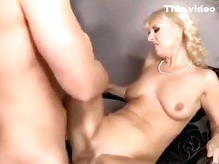 Horny Pornographic Star In Crazy Hetero, Cougars Romp Clip