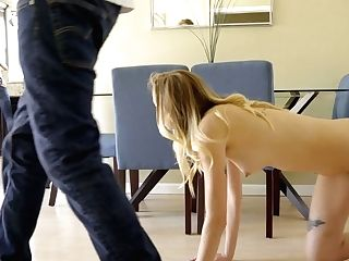 Stepsister Haley Reed Gets Acquainted With Stepbrother's Jizz-shotgun